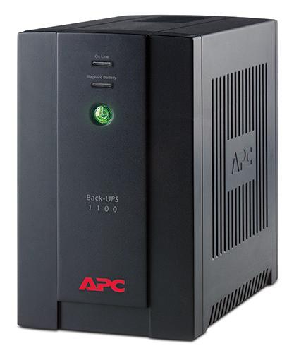 APC Источник Бесперебойного питания BX1100CI-RS