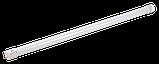 Лампа светодиодная T8 10Вт линейная 6500К холод. бел. G13 800лм 180-240В 600мм REV, фото 2