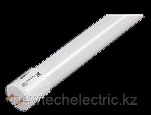 Лампа светодиодная PLED T8-600GL 10Вт линейная 6500К холод. бел. G13 800лм 220-240В JazzWay