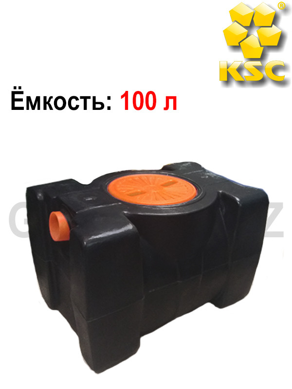 Резервуар жироуловитель Master BG-100