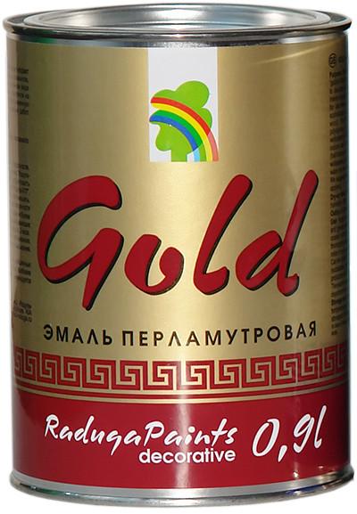 GOLD Эмаль декоративная 0.4 кг GOLD/SILVER/BRONZE/ROSE