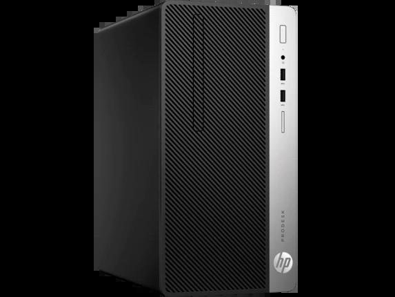 HP 4HR93EA ProDesk 400 G5 MT i3-8100 1TB 4.0GB DVDRW Win10 Pro 180W / i3-8100 / 4GB / 1TB HDD / W10p64 / DVD-W