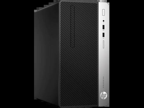 HP 4CZ56EA ProDesk 400 G5 MT i5-8500 256GB 8.0GB DVRW Win10 Pro 180W / i5-8500 / 8GB / 256GB M.2 2280 PCIe NVM