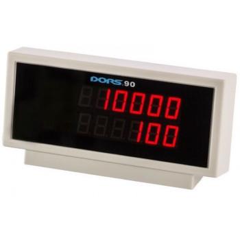 Внешний дисплей DORS 90 для счетчика Дорс 750, Дорс 800