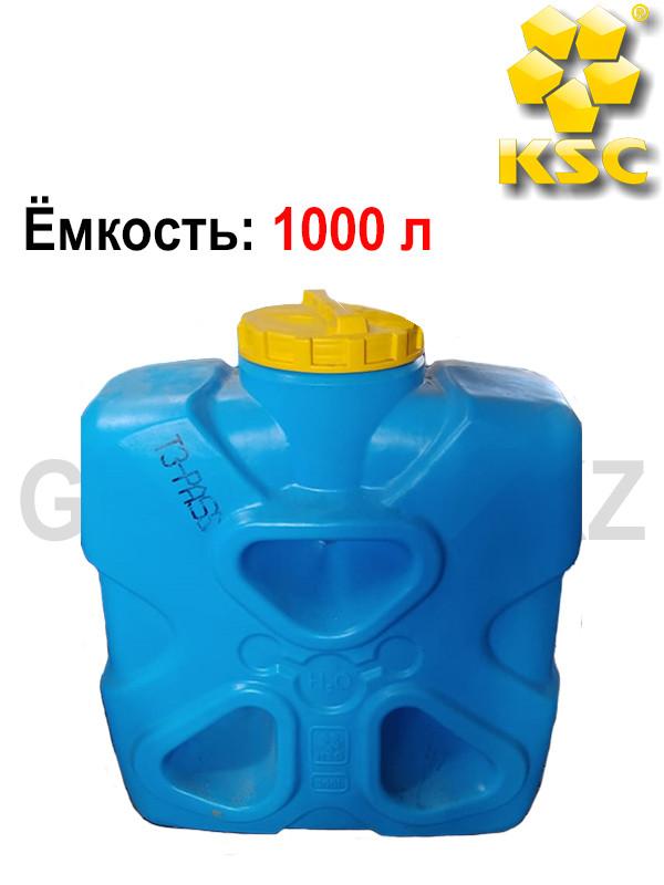 Резервуар молекула квадратная 1000 л
