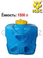 Молекула емкость для воды на 1500 л