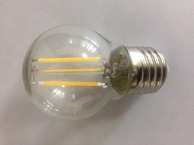 Лампа светодиодная Premium Шар e27 (Белый свет 4000К), фото 2