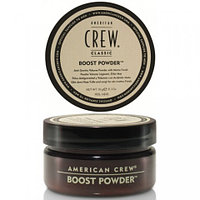 American CREW Boost Powder (пудра для объёма волос буст паудер) 10 г.