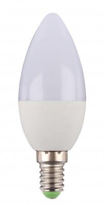 Светодиодная лампа PLED-DIM C37 5W 6500K E14