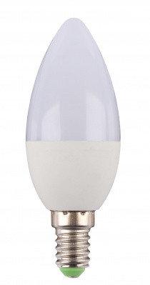 Светодиодная лампа PLED-DIM C37 5W 6500K E14 , фото 2