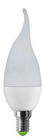Светодиодная лампа PLED-SP CA37 9W E14 5000К/3000K , фото 2