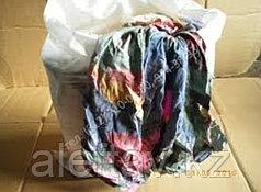 Ветошь цветная в брикетах по 10 кг