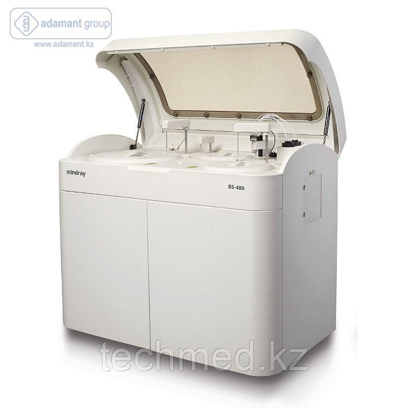 Анализатор биохимический автоматический BS-480 в комплекте с принадлежностями