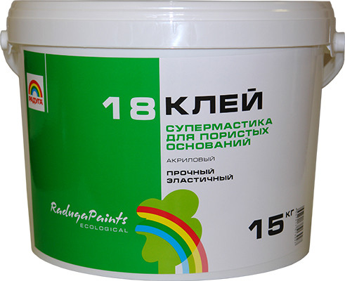 РАДУГА 18 Клей Супермастика 1.5 кг