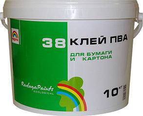 РАДУГА 38 Клей ПВА строительный 0.5 кг