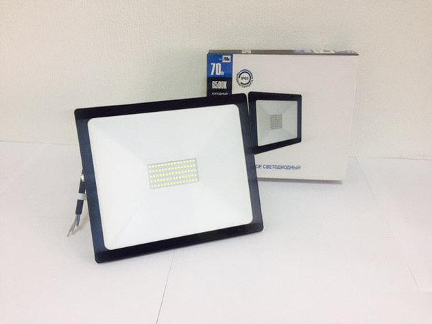 Прожектор светодиодный SMD 70W Холодный свет 6500К , фото 2