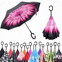 Умный зонт. Цвет микс