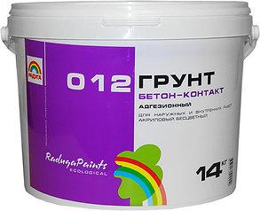 РАДУГА 012 Грунт Бетон-контакт 3.5 кг