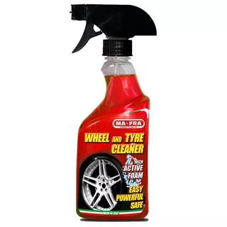 MA-FRA Wheel and tyre cleaner очиститель дисков с активной пеной (Италия)