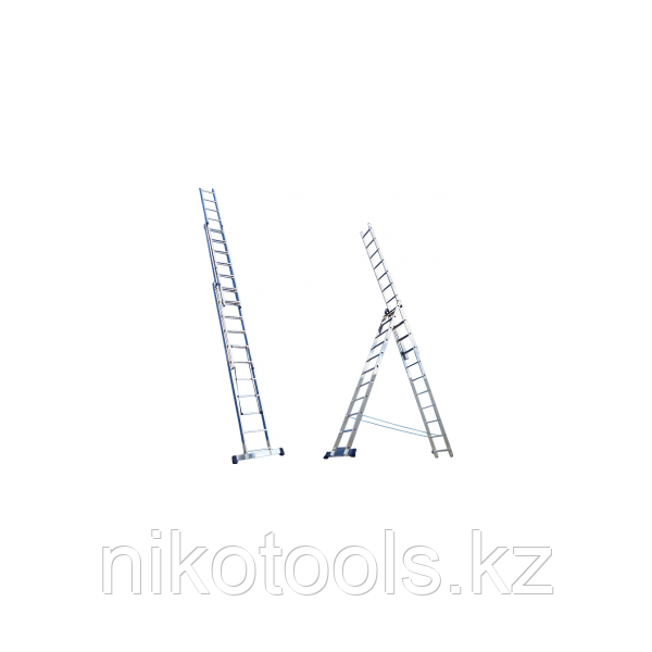 Ал. лестница 3х7, Н=3,9/4,9м (5307)