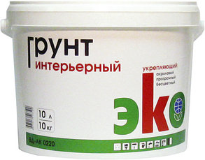 ЭКО 0220 Грунт интерьерный 10 кг