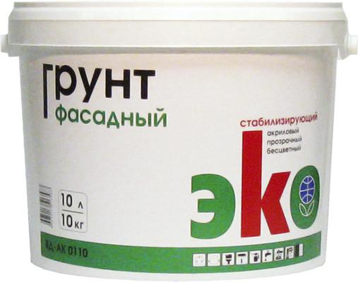 ЭКО 0110 Грунт фасадный 10 кг
