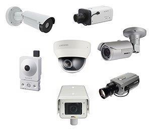Камеры видеонаблюдение