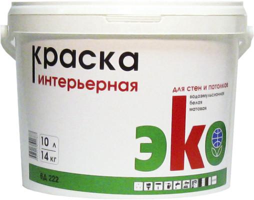ЭКО ВД 222 Краска интерьерная 14 кг
