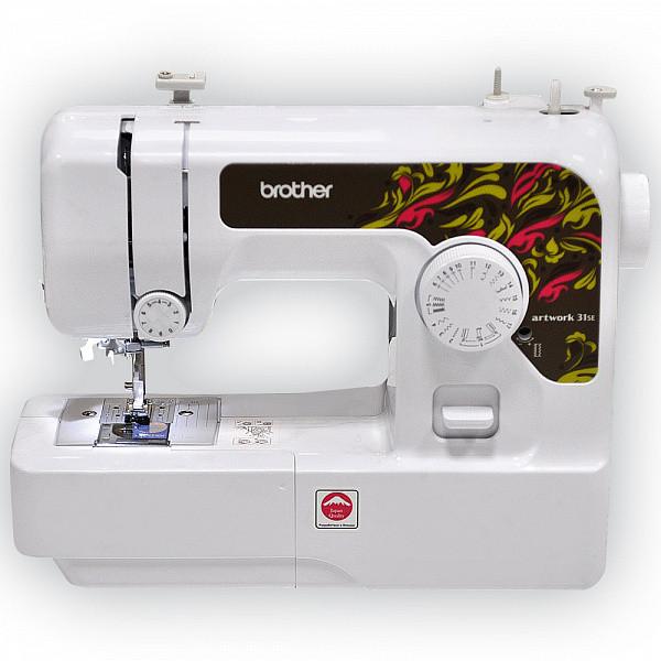 Швейная машина электромеханическая Brother Artwork 31SE