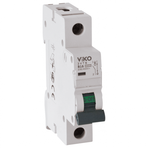 Автоматический выключатель Viko 1P 25A