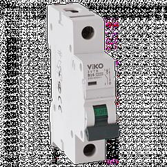 Автоматический выключатель Viko 1P 16A
