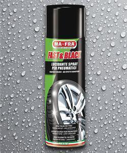 MA-FRA FAST&BLACK очернитель  для шин (Италия)