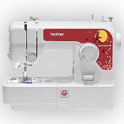 Швейная машина электромеханическая Brother Artwork 20 (со столиком)