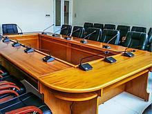 Комплект конференц-системы EDC на 10 пультов