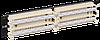"""ITK 19"""" кросс-панель 200-парная, 2U, 110 т.(модули в комплекте)"""