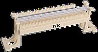 ITK Кросс-панель на кронштейне 50-парная 110 т.