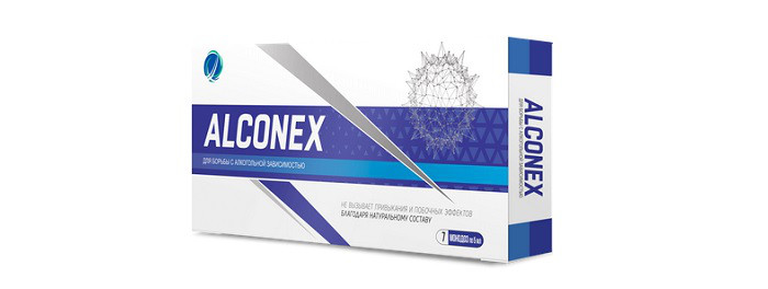 Alconex (Алконекс) – капсулы от алкоголизма