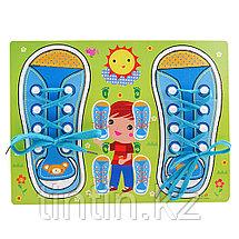 """Деревянная шнуровка - """"Обувь"""", фото 2"""