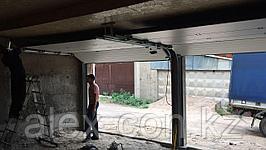 Секционные ворота на заказ, фото 2