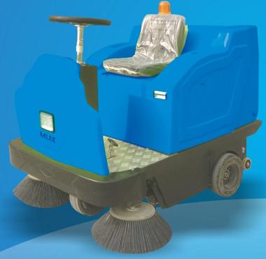 Уборочная машина MLEE-1360