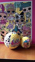 Куклы LOL сюрприз в шарике набор из 2х кукол