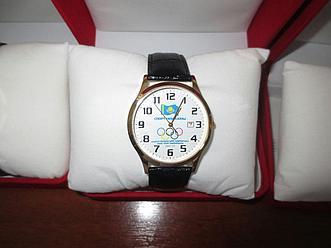 Часы наручные кварцевые Casio с нанесением логотипа 50 шт.