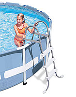 Лестница для бассейна 107 см