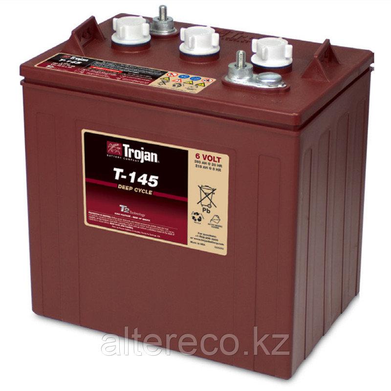 Аккумулятор Trojan T145 (6В, 260Ач)