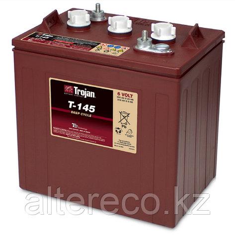Тяговый аккумулятор Trojan T145 (6В, 260Ач), фото 2