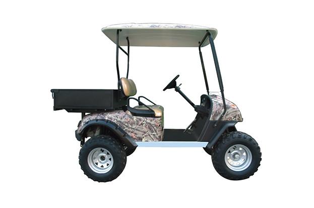 Охотничий кар с корзиной на крыше EG2020H