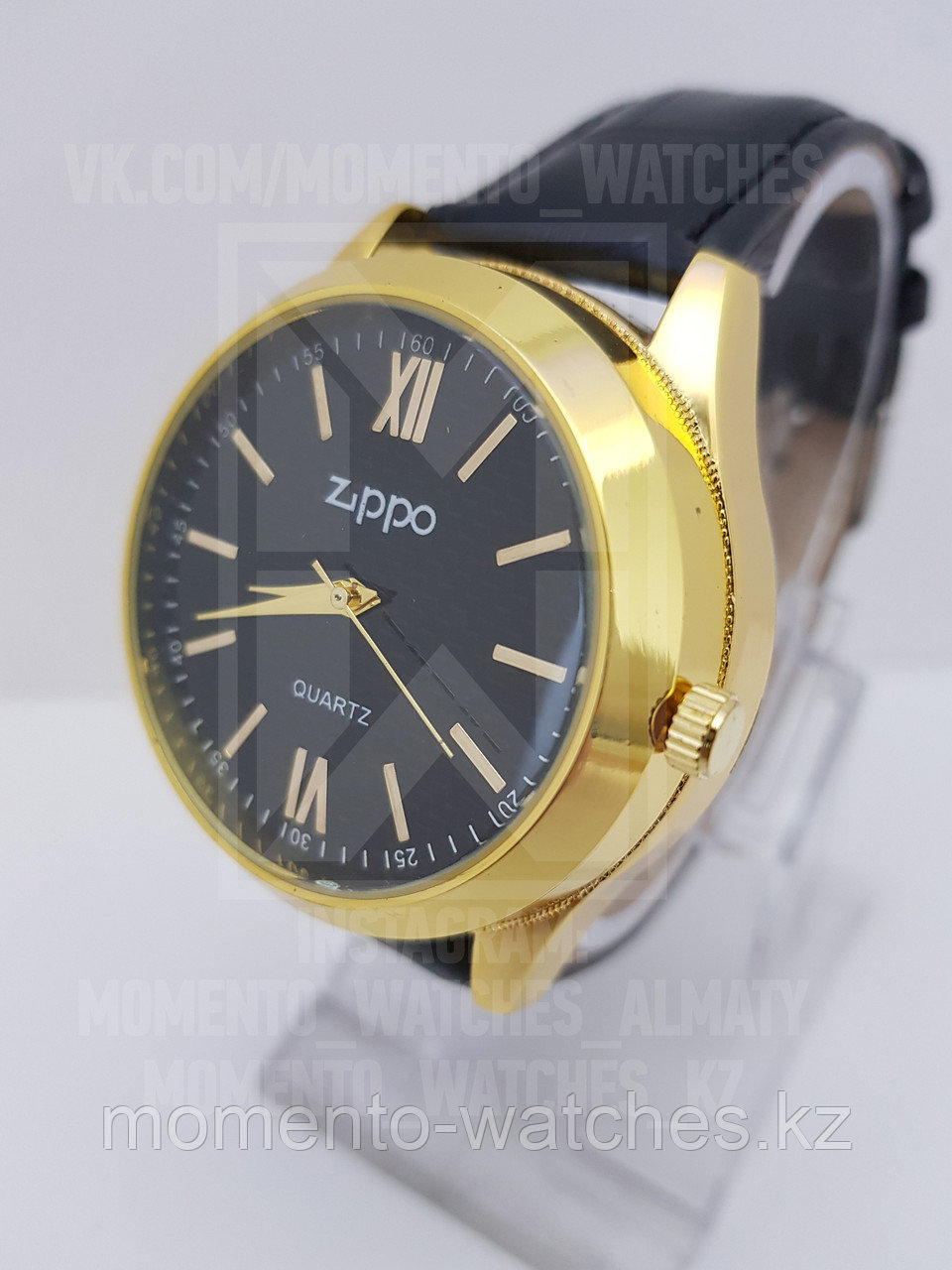 Zippo Часы - Зажигалка