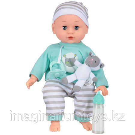 Кукла-пупс мальчик 34 см