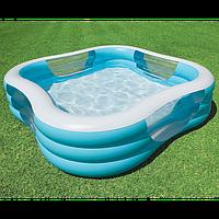 Детский надувной бассейн Intex 57495 229х229х56 см, фото 1