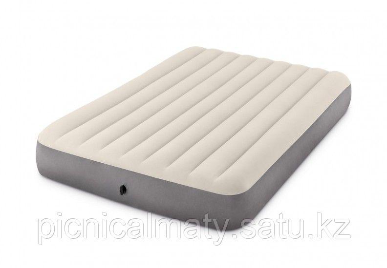 Надувной матрас Intex 64103 (152х203х25 см)